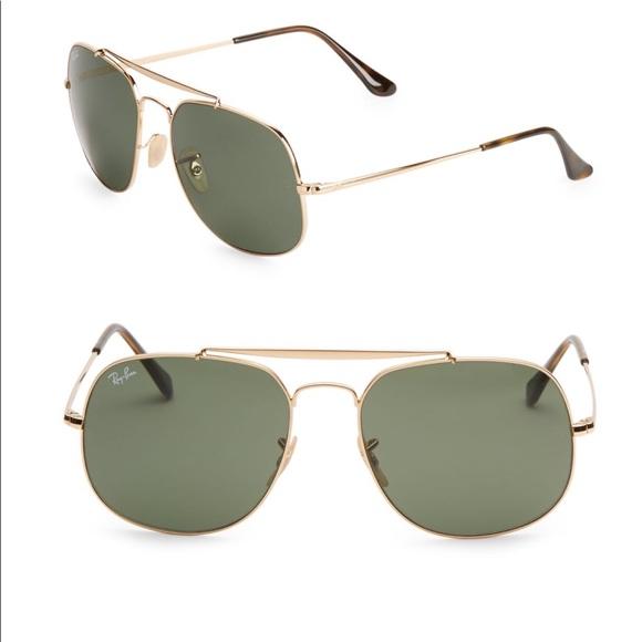 b2dc4c7c82 Ray-Ban Aviator Sunglasses 57MM Unisex